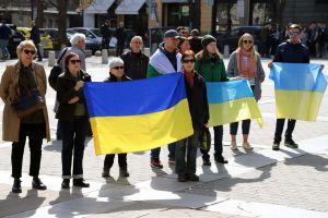 Украинцы и болгары требовали выдворить агрессора