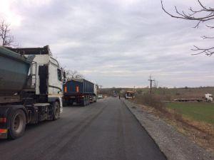Кратчайшая асфальтированная дорога соединила районы Закарпатья