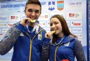 Яскравий старт збірної України на ЧЄ