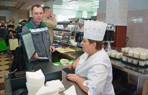 На РАЭС внедрили электронную систему учета питания персонала