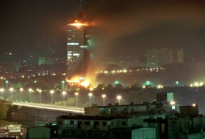 На Балканах почтили память жертв бомбардировок
