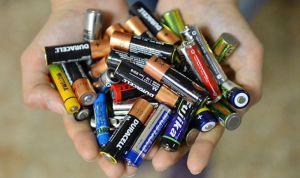 Батарейки утилізують у Польщі