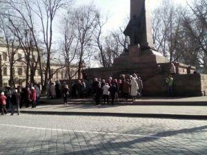Жителям міста Чернівці