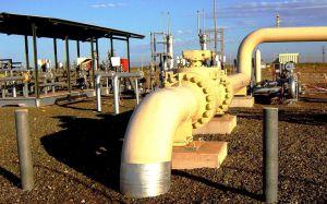 Направление прохождения газа изменено