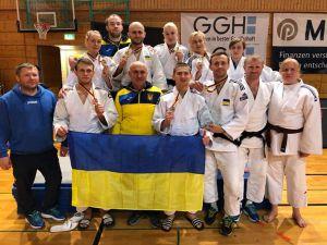 Рівненські дзюдоїсти отримали шість нагород на міжнародному турнірі в Німеччині