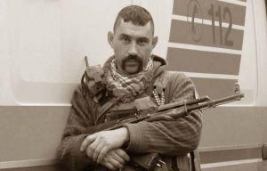 Парамедик Віталій Ніконенко: «До війни можна звикнути, важче повертатися...»