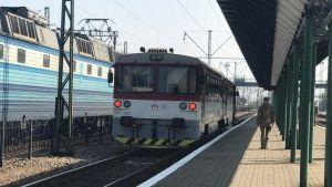 Мукачево і словацьке Кошице з'єднає потяг