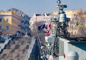 Кораблі НАТО патрулюють Чорне море