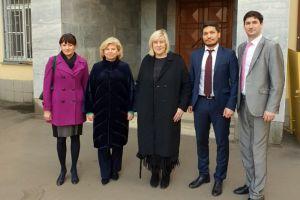 Комісара Ради Європи пустили в «Лефортово»
