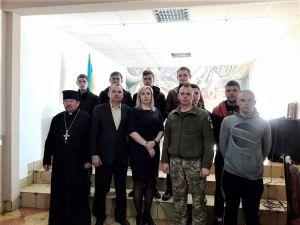 В Івано-Франківській області триває призовна кампанія