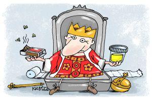 С...цар і дебати