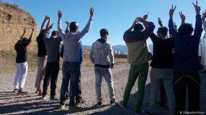 Мигранты поверили в слухи и пытались прорваться на Запад