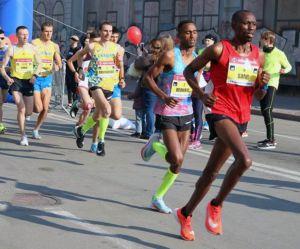 Кращими на київських трасах були кенійці