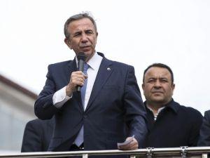 Новый мэр Анкары приступил к исполнению обязанностей