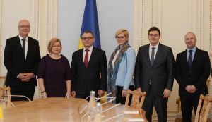 Ірина Геращенко: «Розраховуємо на незмінну позицію Чехії у питанні санкцій проти РФ»
