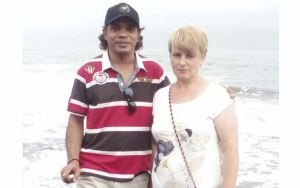 Дайвер с Мальдив свое сокровище нашел в Украине