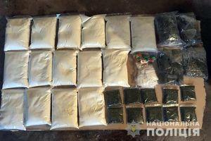 Під час масштабної спецоперації правоохоронці затримали 32 учасників наркоугруповання