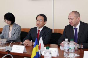 Луганщина зацікавлена у продовженні плідної співпраці з Японією