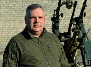 Воюю за постійну величину – за українську землю