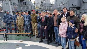Кремлівські бранці-моряки — заручники виборів