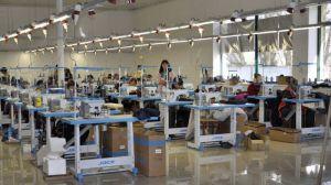 Инвестор открыл современный швейный цех