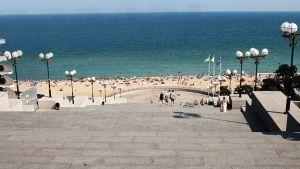 «Голубой флаг» — лучшему пляжу