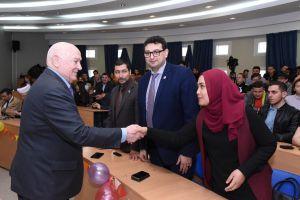 В Университете «Украина» отпраздновали Исламский день мира