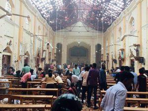 Унаслідок терактів на Шрі-Ланці загинуло понад три сотні людей