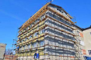 Реконструируют лицей в Дубровице