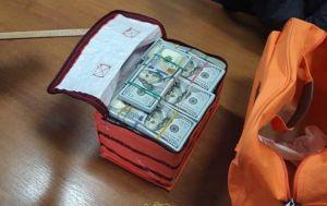 380000 $ изъяли у депутата горсовета