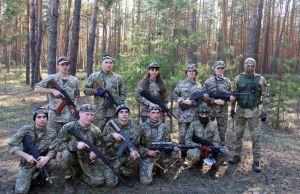 В тренировочном бою студенты обходились без шпаргалок