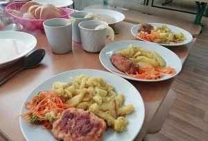 Інноваційні обіди для школярів