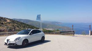 Греція: Святкова амністія для недбалих водіїв