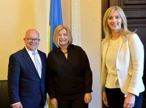 Розраховуємо на підтримку в Нормандському форматі  та в запровадженні миротворчої місії ООН на Донбасі