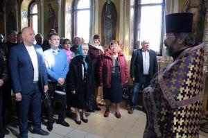 У Сєверодонецьку пом'янули загиблих героїв-чорнобильців