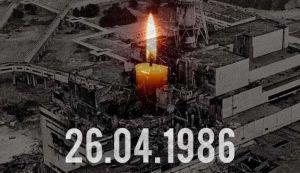 Звернення з нагоди 33-ї річниці Чорнобильської трагедії
