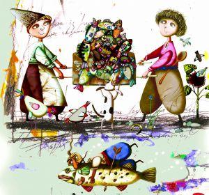 Героїко-кулінарні пригоди Асі й Соні