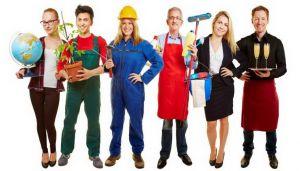 Працевлаштовані до надання статусу безробітного