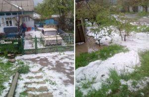 Ливни и снегопады