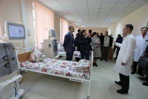 Пацієнти домоглися відкриття відділення гемодіалізу