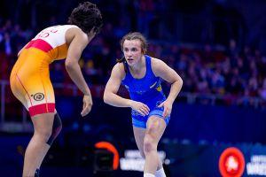 Лівач — найкраща спортсменка України у квітні