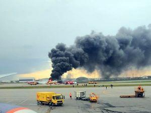 Авіакатастрофа в «Шереметьєво».  Загинула 41 людина
