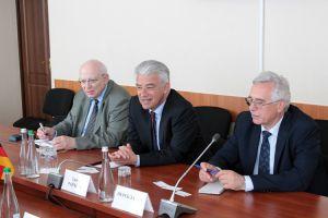 Німецький посол вперше відвідав Луганщину