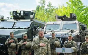 Збройні Сили України  є гарантом перетворень, які відбувалися  і відбуваються в нашій державі