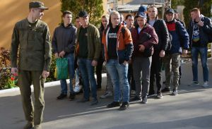 Призовники з Вінниччини хочуть служити в елітних військах