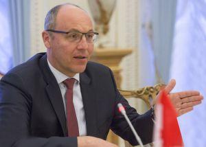 Андрій Парубій: «Сподіваюся, що Канада продовжуватиме бути провідником України на шляху до повноправного членства в НАТО»