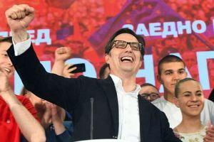 Стево Пендаровські склав присягу через тиждень після виборів