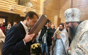 Освящена церковь в селе Костомарова