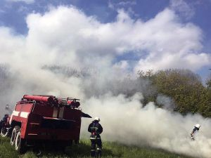 Перевірили готовність до ліквідації пожеж