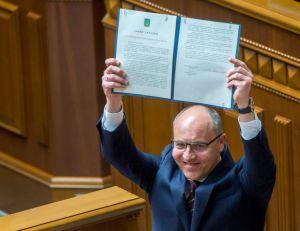La Ley para garantizar el funcionamiento del idioma ucraniano como estatal fue presentada al Presidente para su firma